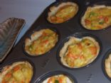 Chicken Pie Cups