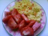 Egg and Cottage Cheese Scramble