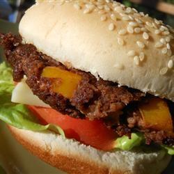 Smokey Black Bean and Ranch Burger