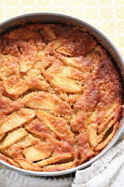 Rustic Apple Cake
