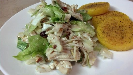 Corishae's Cranberry Feta Chicken Salad