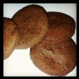 Nutella Cookies (wheat free)