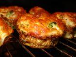 Egg White Veggie Muffins