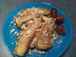 Amuesling French Toast Sticks