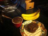 Gluten Free Chocolate Walnut Baked Oatmeal Ramekins