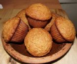 al's all-bran honey muffins