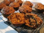Full nutrition Apple-Carrot-oatmeal Muffins