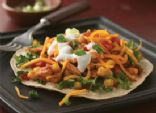 Betty Crocker Shredded Chicken & Corn Toastadas