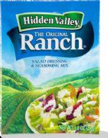 Light Hidden Valley Ranch Dip