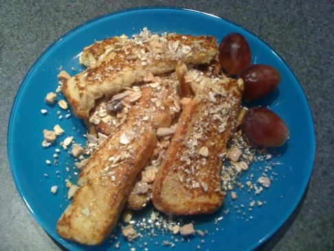 Amuesling French Toast Sticks