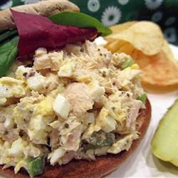 Delightful Tuna Salad