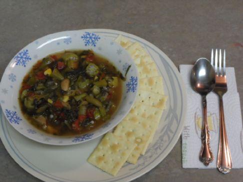 Bean's Low Carb Soup