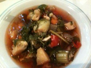 Rejuvenating Mineral Soup