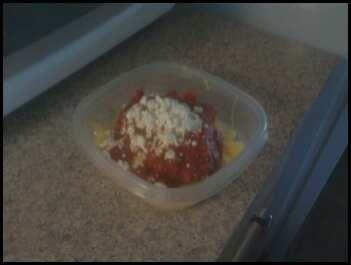 Greek Chicken with spagetti Squash