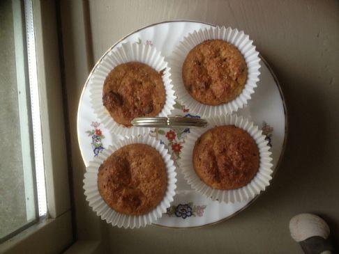 Porridge Muffins