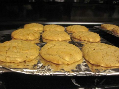 So Good Peanutbutter Cookies