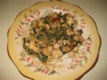 La-La's Chicken and Bok-Choy