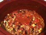 Brianz Crock Pot Chili