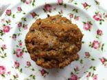 Peanut Butter & Bannana Chia muffins