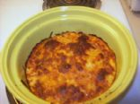 Eggface's Ricotta Bake