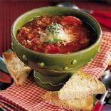 Turkey Pepperoni Soup