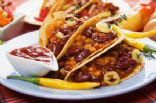 Black Bean & Butternut Squash Taco