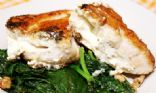 Feta Stuffed Chicken /skinny m