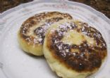 Sirniki (Farmer Cheese Pancakes)