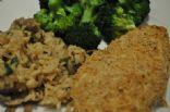 Dijon Chicken & Mushroom Rice Pilaf