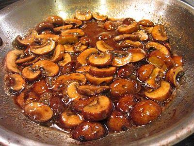 mushroom marsala sauce