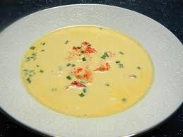 Lobster Bisque - .5 cup servings