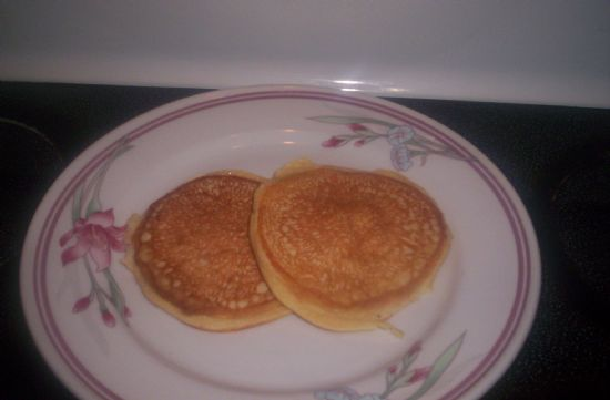Soy Buttermilk Pancakes