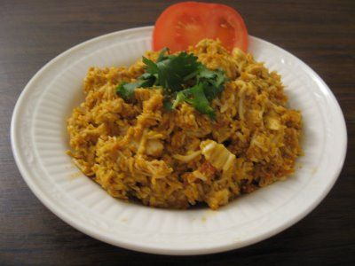 Scrambled Egg with Onion (2 Egg Bhurji)