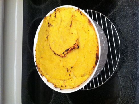 Potato and Pumpkin Pudding (Tortino di patate e zucca) Lois Modesitt