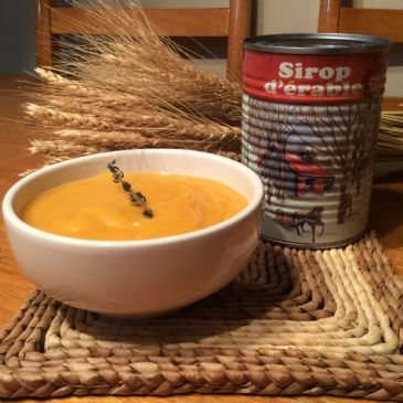 Carrot and rutabaga soup