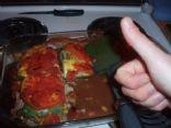 Stacked Vegetable Lasagna