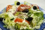 G-Mom's Romani Salad without dressing