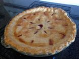Strawberry/Rhubarb Pie