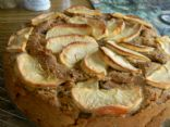 GFCF Apple - Coconut Cake (Vegan)