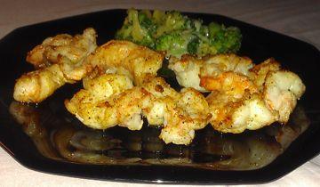 Seared Garlic Shrimp