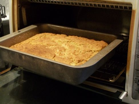 Toaster Oven Corn Bread