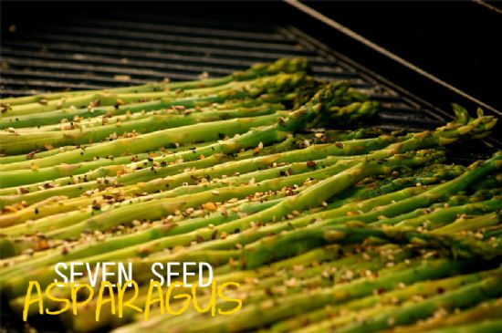 Seven Seed Asparagus