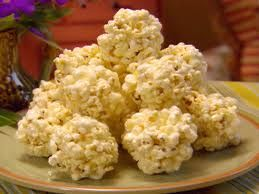 Honey Popcorn Balls RECIPE