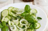Tangy Cucumber and Onion Salad