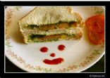Bombay Bread Sandwich