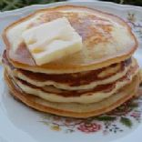 Healthier Good Old Fashioned Pancakes