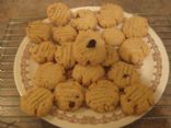 Low Carb Peanut Butter & Coconut Cookies