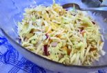 Pineapple Slaw with Ginger Lime Dressing