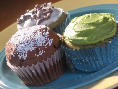 Sugar-free Matcha Green Tea Frosting