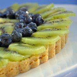 Blueberry-Kiwi Tarts